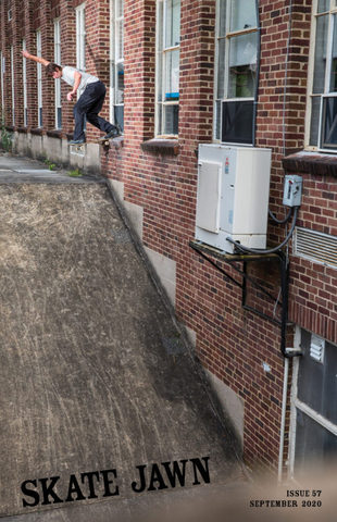 SKATE JAWN ISSUE 57