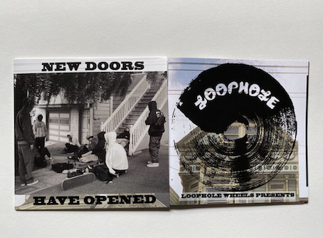 LOOPHOLE WHEELS / NEW DOORS HAVE OPEND DVD