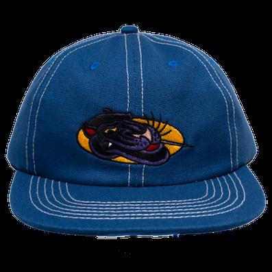 CARPET / PANTHER HAT BLUE