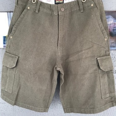 SATORI WHEELS / HEMP SHORTS