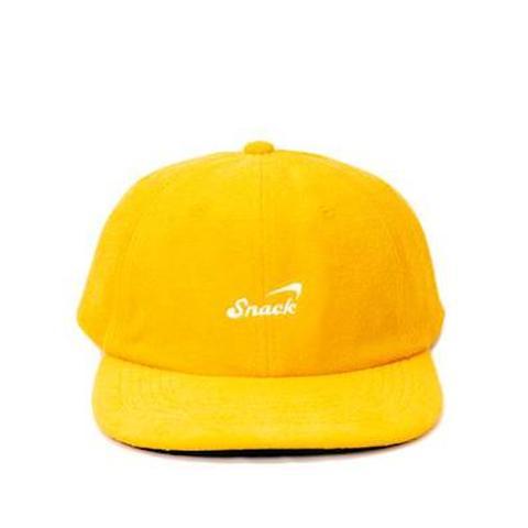 SNACK / ALIVE TERRY CLOTH SLIDER HAT