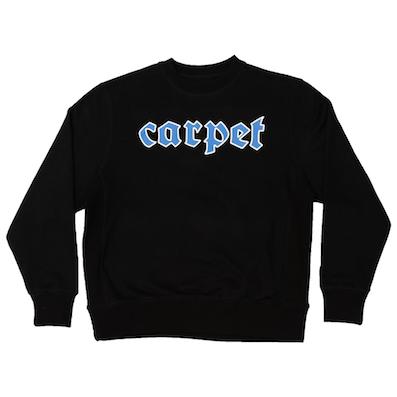 CARPET / Victorian Crewneck