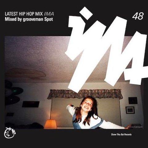 IMA#48 / grooveman Spot [MIX CD]