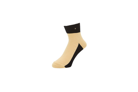 WHIMSY / Verse Heads Socks BLACK