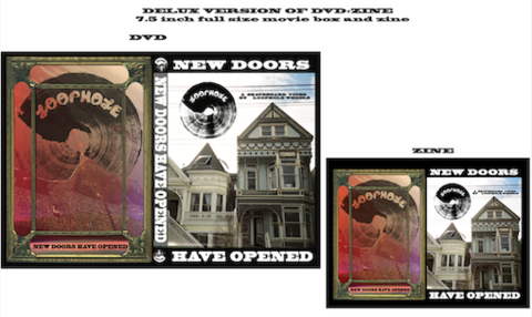LOOPHOLE WHEELS / NEW DOORS HAVE OPEND DVD BOX SET