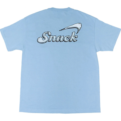 SNACK / ALIVE GLASS TEE