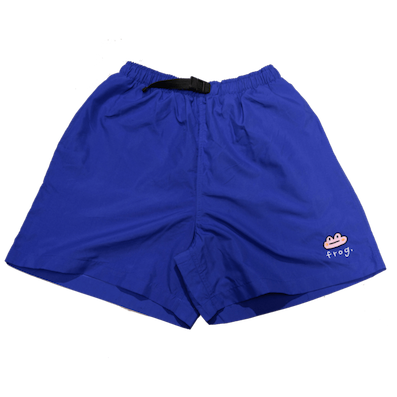 FROG SKATEBOARDS / FROG SWIMING SHORTS- BLUE