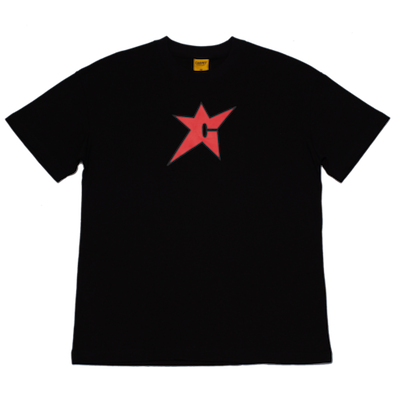 CARPET / C-STAR TEE BLACK