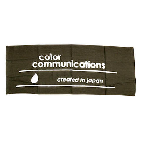 COLOR COMMUNICATIONS / CREATED TOWEL
