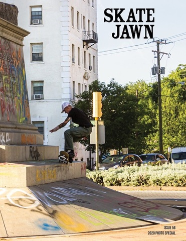 SKATE JAWN / 10 Year Anniversary Photo Issue