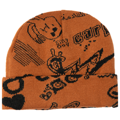CARPET / Full Print Beanie