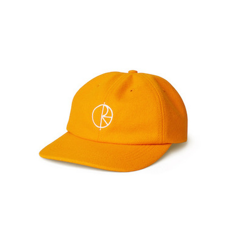 POLAR SKATE CO. / WOOL CAP [ YELLOW ]