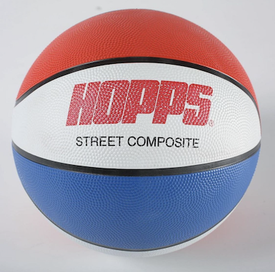 HOPPS / STREET COMPOSITE BASKETBALL