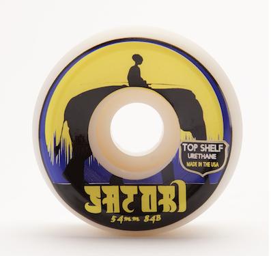 SATORI / ELEPHANT TOP SHELF 54mm