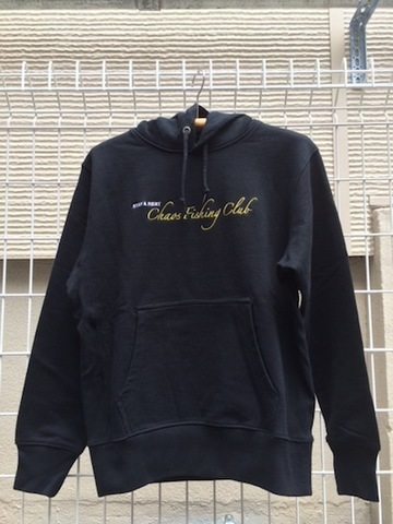 CHAOS FISHING CLUB / HOOD SWEAT