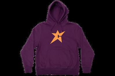 CARPET / C-Star Logo Hoodie PURPLE