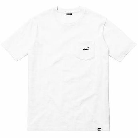 SNACK SKATEBOARDS / ALIVE POCKET TEE