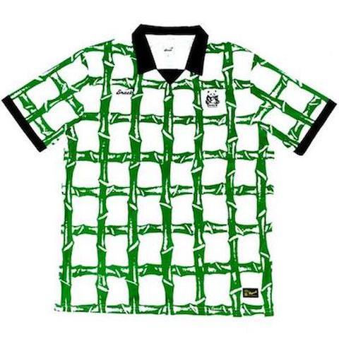 "SNACK SKATEBOARDS / '""Bamboo"" Soccer Jersey"