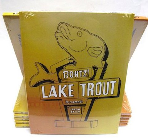 Bohtz Hardware Lake Trout DVD