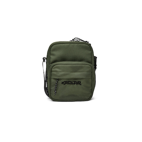POLAR SKATE CO. / STAR POCKET DEALERBAG [ OLIVE ]