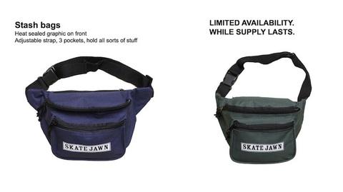 SKATE JAWN / Stash bags