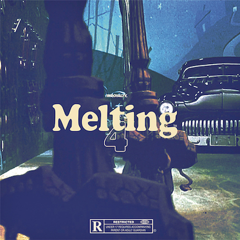 """DJ KIYO / Melting 4 """"Hip Hop Edition"""""""