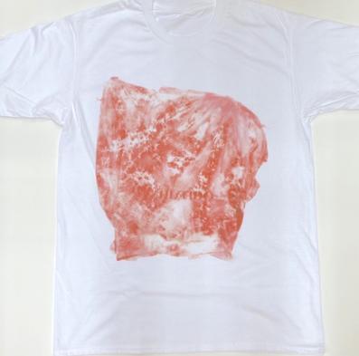 """TORIOTOKO / """"資生堂"""" T-shirt"""