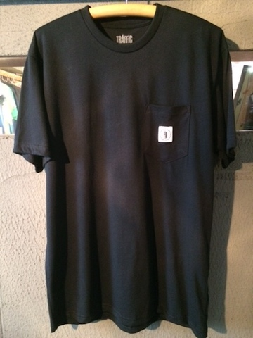 TRAFFIC / POCKET S/S-TEE