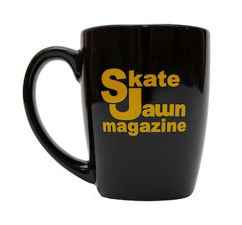 SKATE JAWN / SKATE JAWN MUG