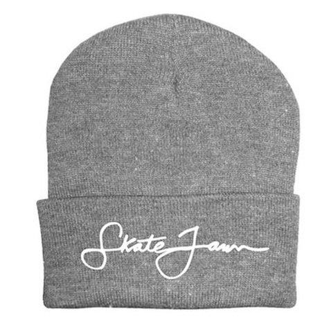 SKATE JAWN / Sean Jawn beanie grey