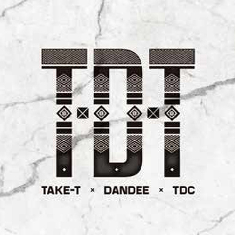 TAKE-T, DANDEE, TDC - TDT [CD] KITCHEN HOUSE RECORDZ (2015)