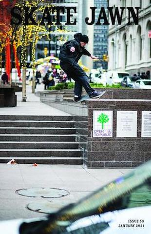 SKATE JAWN / issue 59