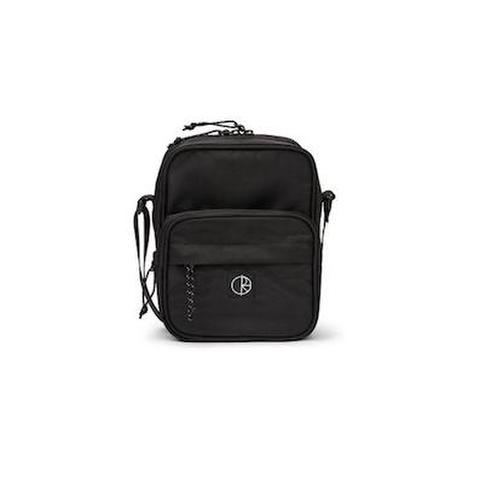 POLAR SKATE CO. / CORDURA POCKET DEALER BAG - BLACK