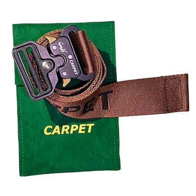 CARPET / Woven Belt