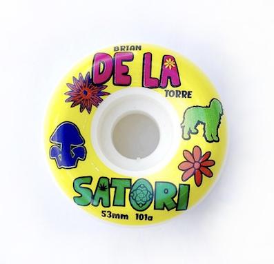 SATORI / BRIAN DELATORRE DE LA SATORI 53mm