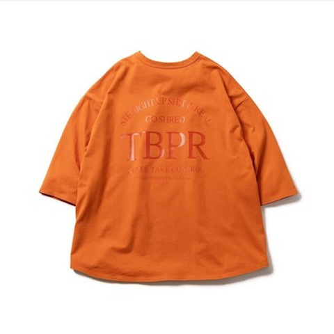 TBPR / TIGHTBOOTH STRAIGHT UP 7 SLEEVE
