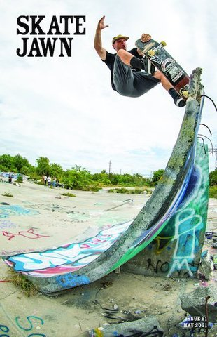 SKATE JAWN ISSUE 61