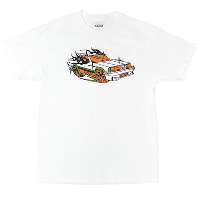 SNACK / CUTTY TEE