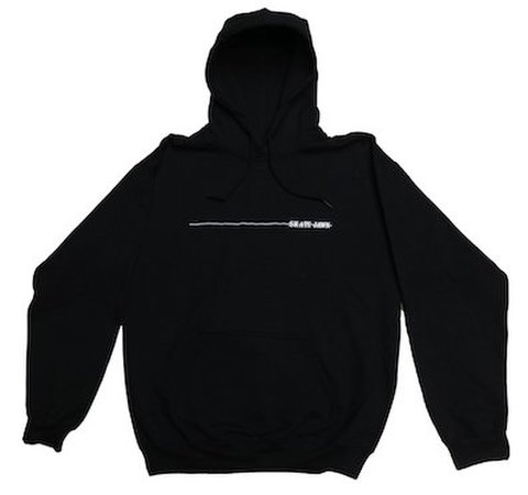 SKATE JAWN / Line Embroidered Hoodie