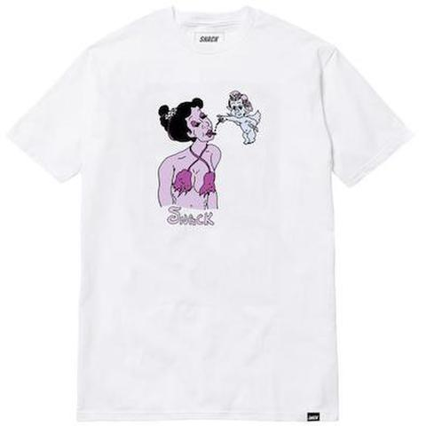 SNACK SKATEBOARDS / ANGEL TEE