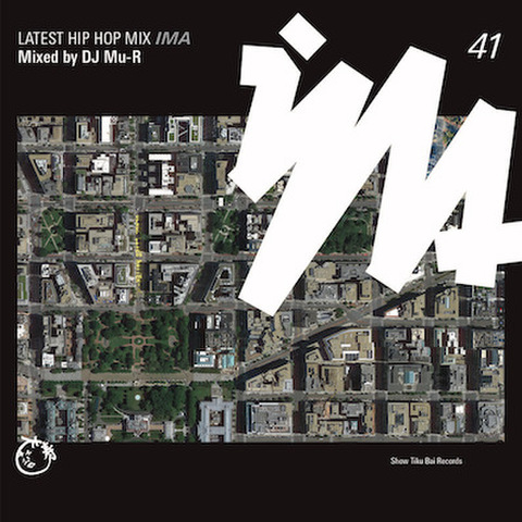 IMA 41 / DJ Mu-R 【MIX CD】