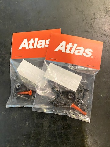 ATLAS SKATESHOP / BOLTS