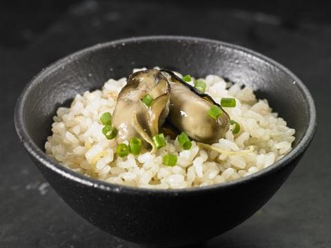 いわがきご飯(レンジ仕様)