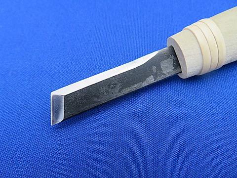 AL-K145 [弐方刃刀](柄付きキサゲ)