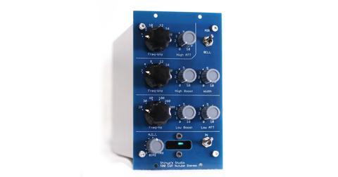 VPR EQP Nutube Stereo