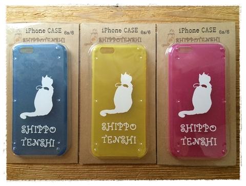 iPhoneケース・6/6s カラー