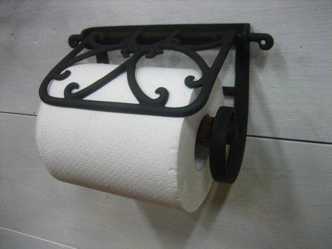 【真鍮製】トイレットペーパーホルダー motif