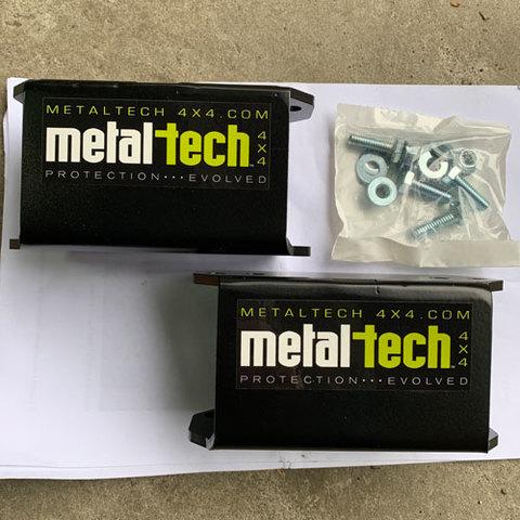"METAL TECH 3""バンプストップ"