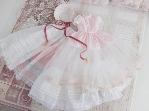 ::: いちごミルクなドレス :::