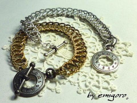 懐中時計ブレスレットAS